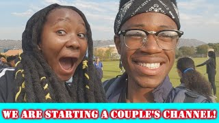 We Are Starting A Couple's Channel ft RE SQRD || Weekly Vlog