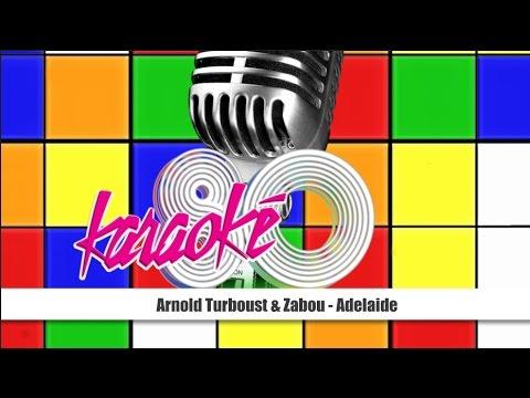 Arnold Turboust & Zabou - Adelaide