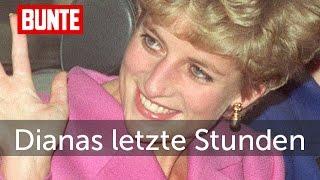 Prinzessin Diana (†36) - Ihre traurigen letzten Stunden  - BUNTE TV