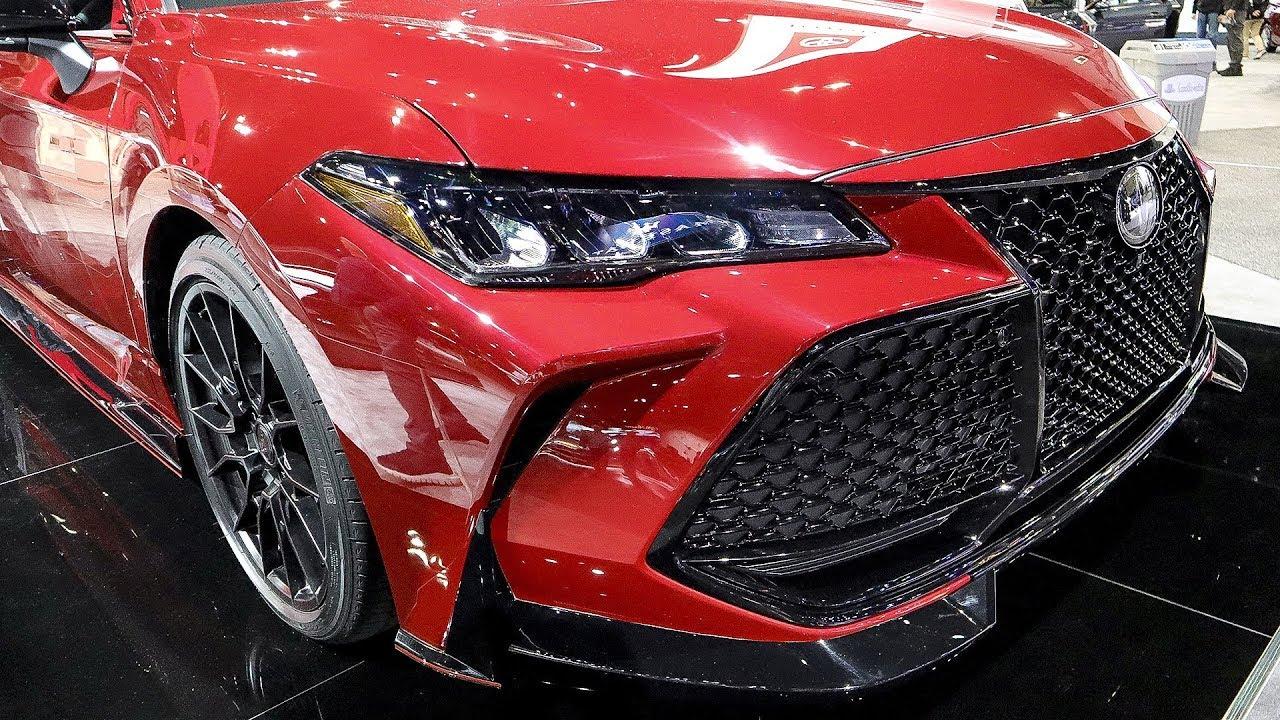 2020 Toyota Avalon Trd Interior And Exterior Youtube