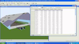 Warehousing Simulation Optimization - A 3-d Layout Design & Planning Tool  Software