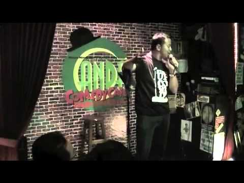 Stand up comedy Panji pragiwaksono part 1