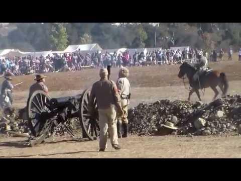 Civil War Re-enactment Oct 16, 2016