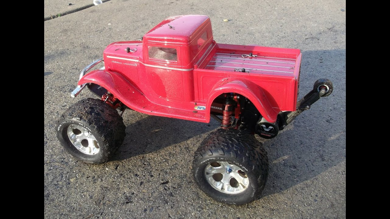 Traxxas Stampede - '34 Ford Pickup Shell