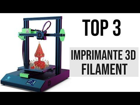 TOP 3 : Meilleure Imprimante 3D à Filament (FDM) 2021