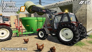 New tractor & animal care | Starowies | Farming Simulator 2019 | Episode 15