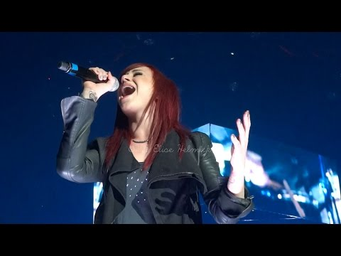 Jen Ledger with NewSong - Oceans live 2/22/15