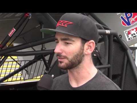 Knoxville Raceway 8-7-16 James McFadden