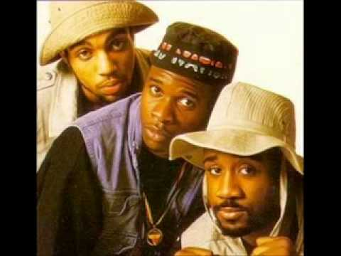 "Jungle Brothers - ""Because I Got It Like That"""