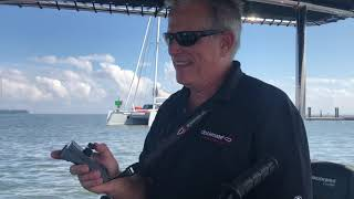 Boat Upgrades: Docking with Joystick Controls and Bow Thruster