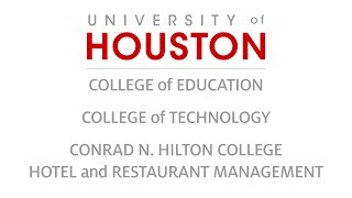University of houston's colleges education, technology, & hotel and restaurant management convocation ceremony for the spring semester, 2016.