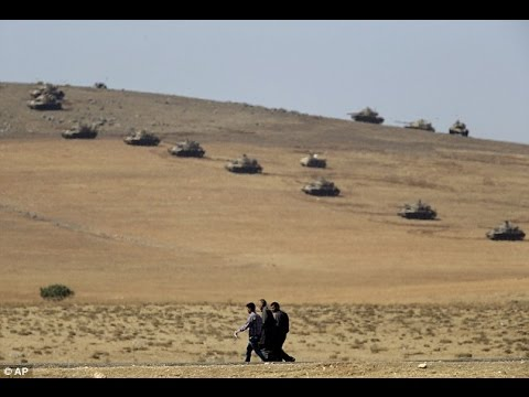 WW3 Coming? Turkey's Unprecedented Military Invasion Into Syria