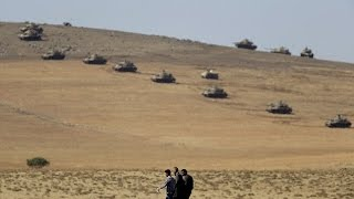 WW3 Coming? Turkey's Unprecedented Military Invasion Into Syria