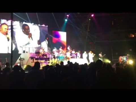 Earth, Wind & Fire - Sing a Song, Capital One Arena, Washington, DC, August 9, 2017