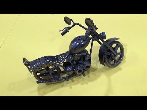 Moto en miniatura, 1ªp