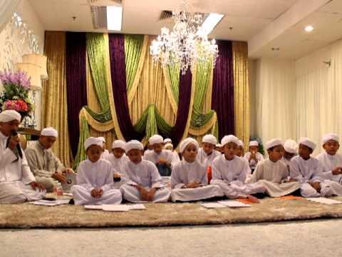 Maahad Tahfiz Misbahul Falah, Nabi yuna Rasulullah -Flora Etc.