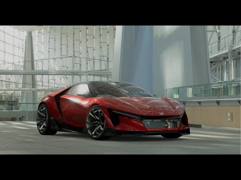 [WOW!!!] Honda Reveals Baby NSX Gran Turismo Sport   With a Curb Weight of 1,982 Pounds