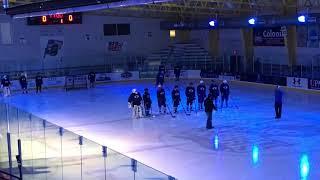 2018 PIHL All-Star Game: D2 Blue Intros