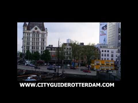 Oude Haven en Witte Huis Rotterdam - Old Harbor and White House Rotterdam