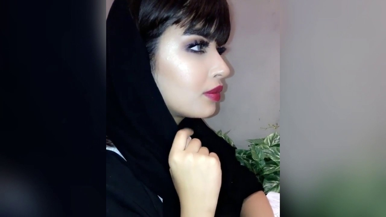 Beautiful Arab (UAE)  Mariam  Instagram @gcc.beauty.tips - YouTube