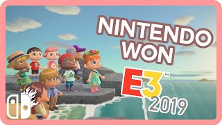 Nintendo WON E3 2019 - Breath of the Wild 2 confirmed, Animal Crossing & Astral Chain Gameplay