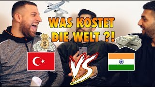 INDER VS. TÜRKE - Was kostet die Welt ?! 💰😱  | Good Life Crew