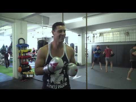 Fitness: Train like an MMA fighter with Nkazimulo Zulu