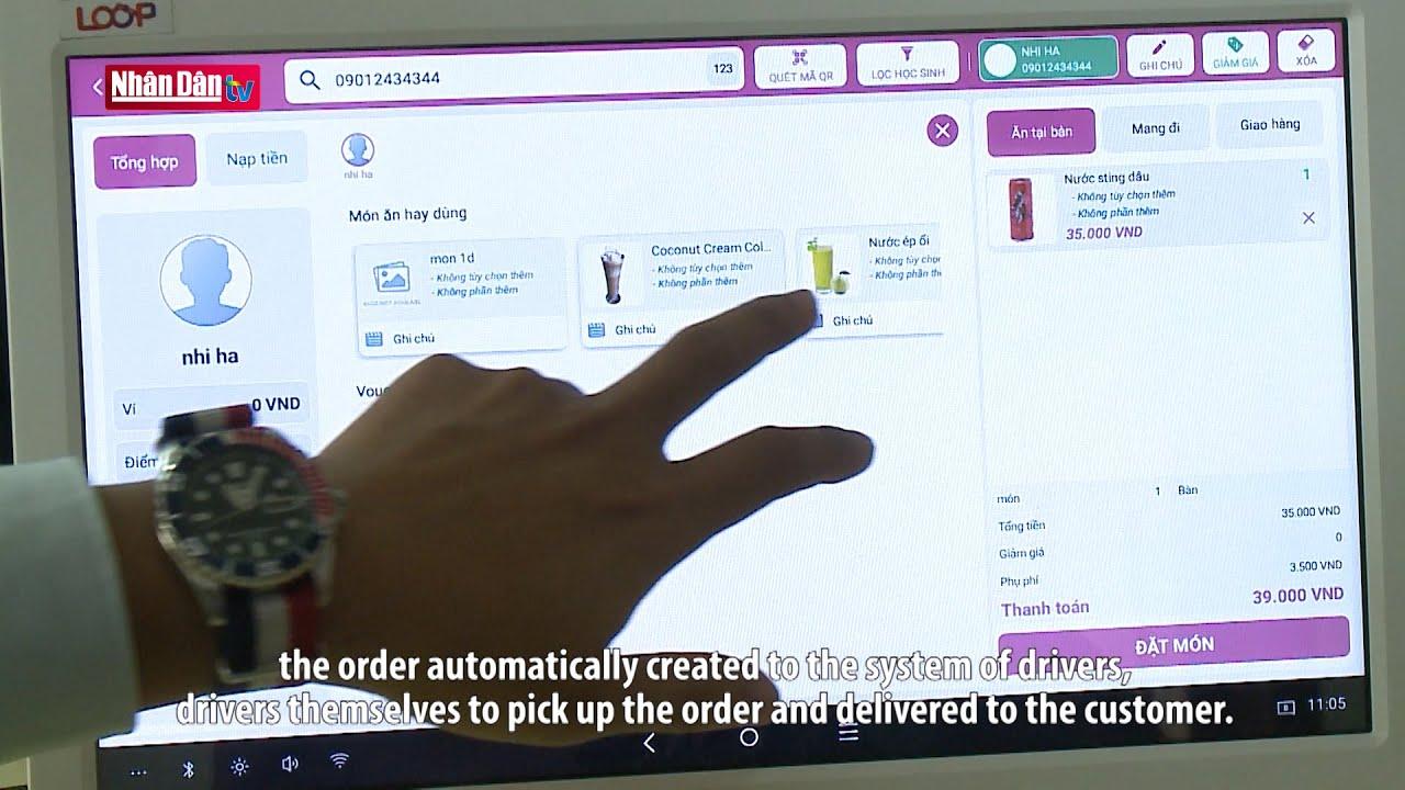 Quản lý bán hàng thông minh nhờ công nghệ
