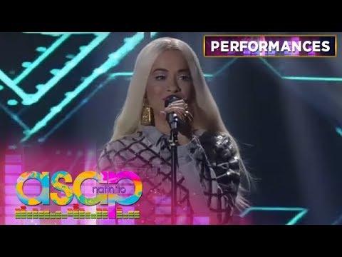 Rita Ora performs 'Let You Love Me' | ASAP Natin 'To