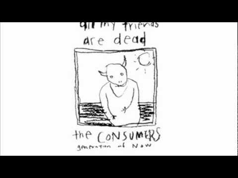 THE CONSUMERS - ANTI,ANTI,ANTI