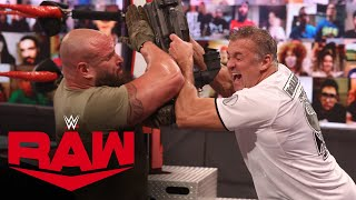Braun Strowman vs. Shane McMahon: Raw, Mar. 15, 2021