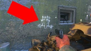 """Call of Duty WWII """"Kilroy Was Here"""" Easter Eggs! (+ What They Mean!)"""