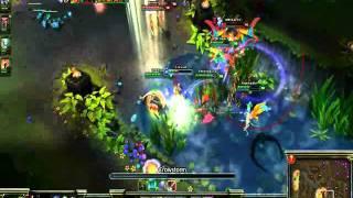 League of Legends - Bandito Fiddlesticks Pentakill