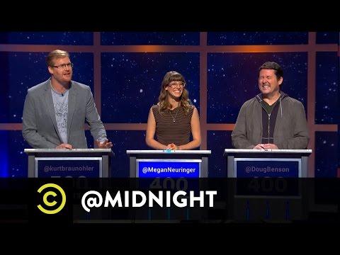 #HashtagWars Recap – Week of 12/8 – @midnight with Chris Hardwick