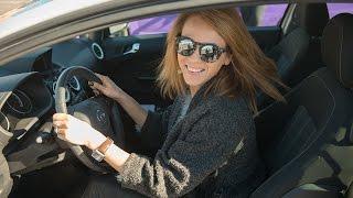 Катя IOWA учится водить. Мастер-класс от ведущей Авторадио Кати Карениной