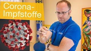 Corona impfung: welche typen sind bei den impfstoffen relevant? (mrna corona-impfstoffe, vektorimpfstoffe, totimpfstoffe). wie funktionieren die neuen...
