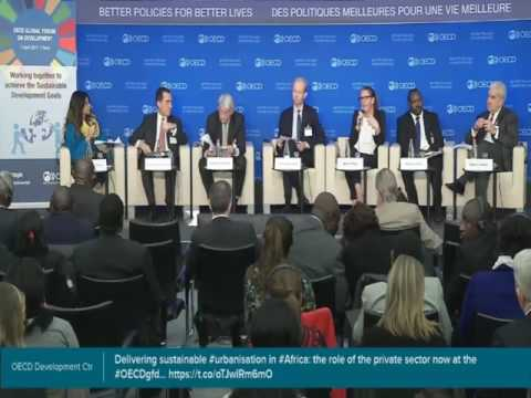 OECD Global Forum on Development 2017 - Session 3 and Closing Session