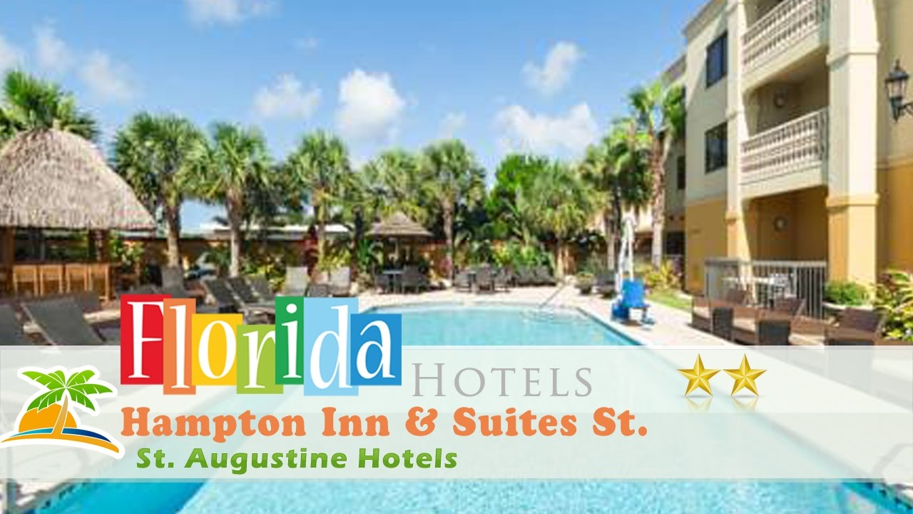 Hampton Inn Suites St Augustine Vilano Beach Hotels Florida