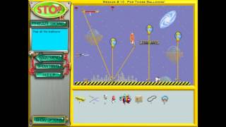 Return of The Incredible Machine: Contraptions - Medium Puzzles (2000)
