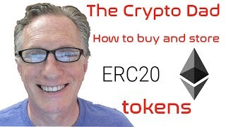 How to Buy ERC 20 Tokens and Transfer them to Your Ledger Nano S
