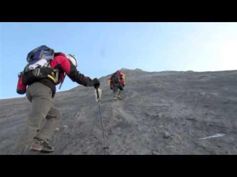 Sangay Expedition