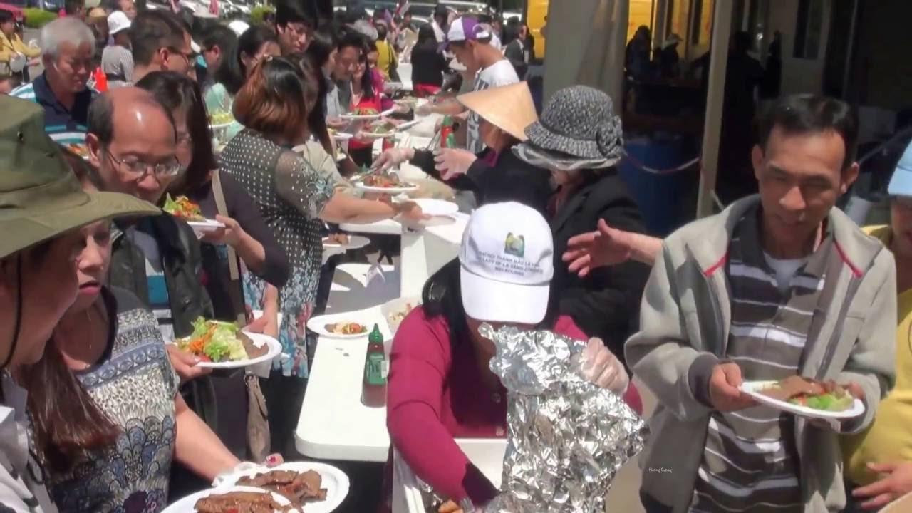 Video ngắn thâu lại trong ngày lễ Thương Về Miền Trung 30-10-2016 tại Trung Tâm Hoan Thiện.