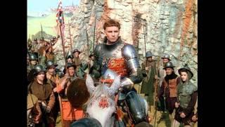 """St Crispins Day Speech"" from Henry V read by Farnham Town Crier"