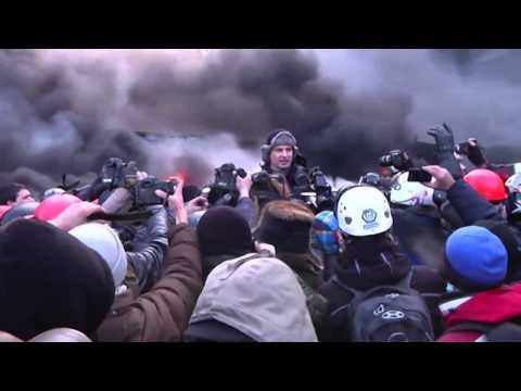 CHAOS IN UKRAINE