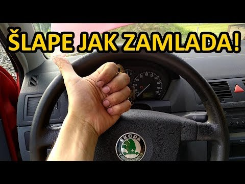 GO motoru v domácích podmínkách - Škoda Fabia (HOTOVO!)