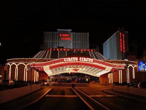 Circus Circus Las Vegas 4K