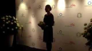 Kronprinsessan Victoria på Världsdiabetesdagen