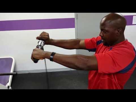 Fortalecimiento de hombros y codos