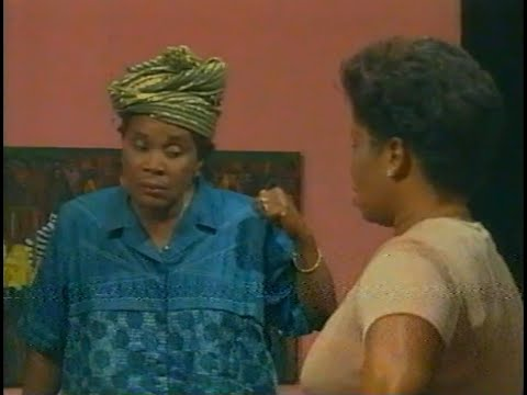 Ghana Old Akan drama--maame dokono