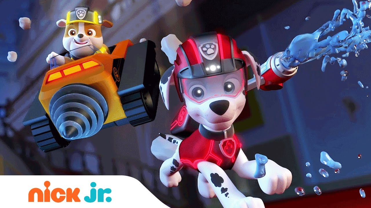 'PAW Patrol: Mission PAW' Official Trailer | Full Episode March 24 @ 12pm!  | Nick Jr